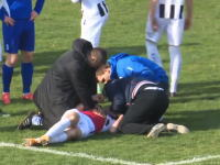 サッカー試合中の死亡事故。ボールを胸に受けたNKザグレブのブルノ・ボバンが亡くなる。