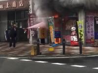 岩手県の薬局火災から全焼してしまうまでの全記録。そして更地に(´・_・`)