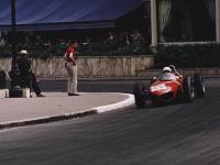 最新のデジタル技術で高画質なカラー映像によみがえった1962年のF1モナコグランプリの映像。