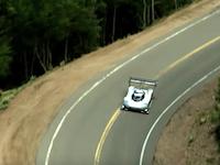 パイクスピークヒルクライム新記録のフルビデオが公開される。I.D. R Pikes Peak