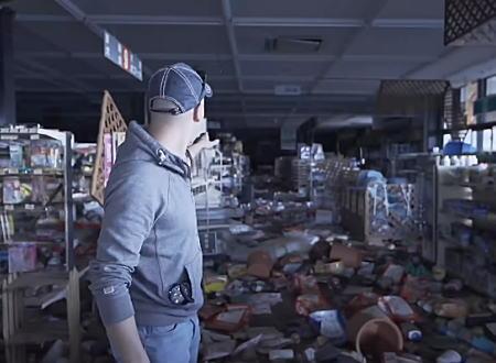 2019年の福島。オランダの廃墟探検家が福島の避難区域を探検する動画。