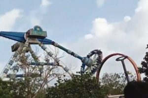 インド 遊園 地 事故
