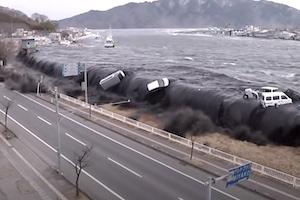 【動画】3.11から今年で10年。記憶に残る東日本大震災の衝撃的な映像。