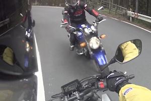 【埼玉】バイク同士の接触事故で過失ゼロを勝ち取った投稿者の記録。事故映像あり。