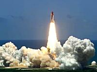リアルな音。高画質映像(HD1080p)で見るスペースシャトルの打ち上げ映像