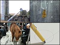 小ネタ46。何かに憑依されたように勝手に絵を描くボールペンがコックリさん