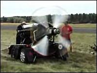 排気量3万7200ccスーパーチャージャー付2300馬力V型12気筒エンジンをぶん回してみた