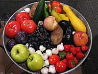 にんにくつえー!みずみずしい野菜や果物が朽ち果てるまでの74日間を早送り