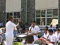 海上自衛隊音楽隊によるアンジェラ・アキ、宇宙戦艦ヤマト、ルパン三世'80