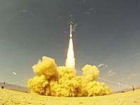 アメリカでアマチュアのロケット製作チームが成層圏までの打ち上げに成功