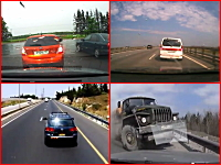1g小ネタ事故ドラレコ編。なぜ車線変更してきて高速の車線上で停止した?