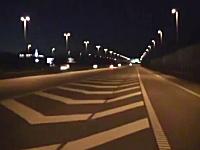 ちょwwwはええwwwロシアのゴーストドライバーを撮影したった動画。ヤバイ