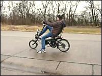 加速力ヤバイ。電動アシスト自転車のモーターを8000ワットに積み替えたった