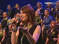 アカペラ合唱団Perpetuum Jazzileによるシンディ・ローパーのTrue Colors