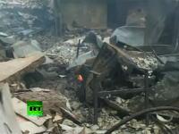 北朝鮮の砲撃を受けた韓国延坪島の被害の状況が明らかになってきました。