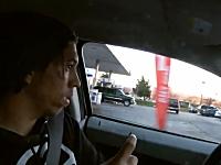 ワロタwwwマクドナルドのドライブスルーで最速を目指してみたら腹筋が崩壊したwww