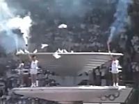 「ハト丸焼き」史上最低のオリンピック開幕式に選ばれたソウル五輪の映像。