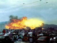航空ショーで70名が死亡する大惨事 1988 Ramstein Airshow