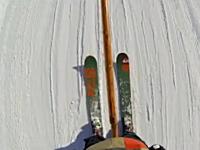 フリースタイルスキーのプロ選手がスキー場に行くとこんな感じになる動画。
