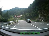 奈良県の道路で目撃した「えっ!今の何!?」というまさかの光景一瞬動画
