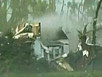 カメラが捉えた竜巻が農家を直撃する決定的瞬間!米・ミネソタ州