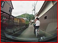 マジキチ。姫路のDQNドライバーがヤバすぎるドライブレコーダー。酷すぎる。