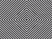 目の錯覚 OPTICAL ILLUSION