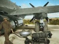 日本ぼっこぼこ(@_@;)B-29怖すぎワロエナイ 日本大空襲の貴重なカラー映像