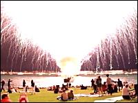 サンディエゴ大爆発の凄い映像があった。これはヤバい。ヤバすぎるwww