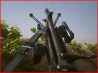 カナダ軍がタリバンに襲撃される瞬間の映像 飛んでくるRPG!激しい銃撃戦!
