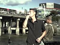 原発反対派バンドより若者たちへ。熱く語りかけるモヒカン動画。FRYING DUTCHMAN