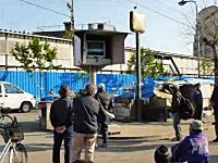 自転車で突撃。西成あいりん地区まとめ。昼間からたむろする怪しい人たち。