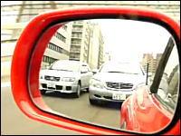 これは酷い煽り運転(@_@;)クラクション鳴らしまくりのどけどけどけー!大阪