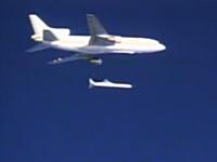 NASAがスターゲイザーからのペガサス昇龍拳で衛星の軌道投入に成功。