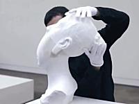 なにこれ凄い。中国人ペーパーアーティスト李洪波さんの作品が凄キモい。
