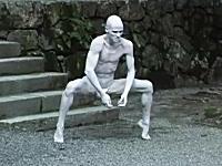 芸術って難しい。日吉大社&イムレ・トルマンの何とも言い表しにくいダンス。