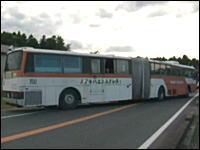 バスマニアの本気「全長18メートルのバスを買ってみたwww」でけえよwww