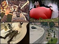 1000mg小ネタ集Part.79。玉ヒュン。高所で無茶したいお年頃な少年のGoProビデオ。