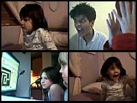 外国人が恐怖におびえる動画が人気 欧米人は恐怖の瞬間に大げさな反応をする