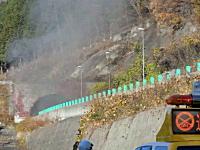 笹子トンネル崩落事故に遭遇した人の記録。後半にNHK記者のインプレッサ