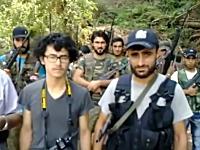 シリア反体制派に日本人が?という映像がアップロードされる。詳細は不明。