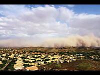 アリゾナ州でまた巨大な砂嵐が発生。だから今回は美しく撮影したった動画。