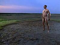 直立不動オナニーに大地セックス。芸術なら無修正でも可能なの?YouTube