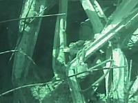 福島第一原発3号機の使用済燃料プール内の映像が公開される。これは酷い
