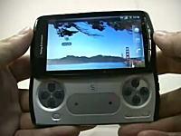 PlayStation Phoneにはコントローラーが隠れていました。実機とされる流出動画