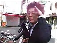 「今からポリ襲撃します」電動エアガンで交番を襲撃する朝帰りのDQNホスト