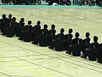 日本体育大学の集団行動が凄すぎ 動きのキレがヤバすぎワロタwww