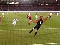 サッカー史上最も美しいゴールのひとつと言われるジダンのボレーシュート