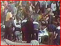 セルジオ・サンタンデールの死亡事故。記憶に残るクラッシュ映像1987年F3