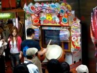 アキバ系がプレイする太鼓ゲーム